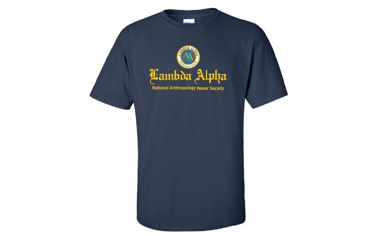 Lambda Alpha t-shirt